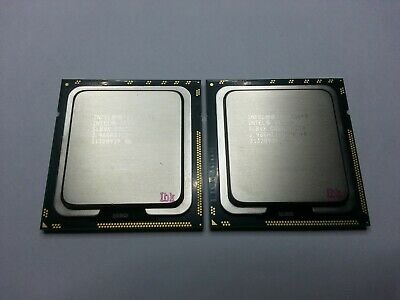 Matched Pair Of Intel Xeon X5690 3.46GHz Six Core SLBVX Processor W/Grease • 102.57£