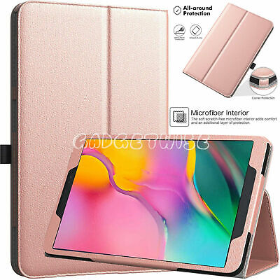 Case For NEW 2019 Samsung Galaxy Tab A 10.1  SM-T510 SM-T515 Leather Stand Cover • 5.98£