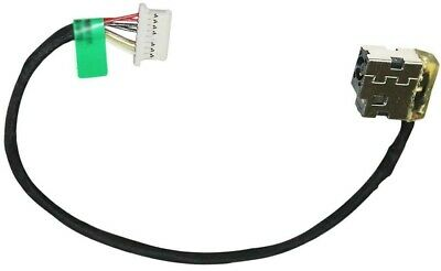 HP 15-BS 15-BW 250 255 G6 DC Jack Socket Port Power Cable 799749-S17 799749-Y17 • 3.45£