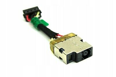 HP DC Jack Socket Port Power Cable 730932-FD1 730932-SD1 730932-TD1 730932-YD1 • 1.79£
