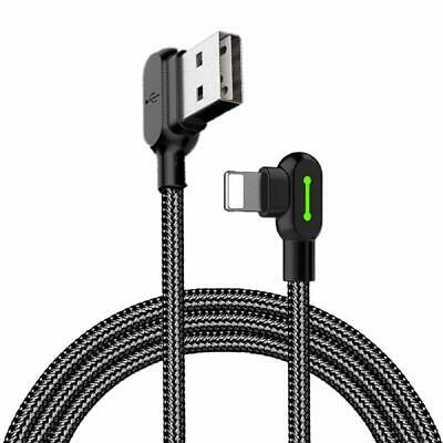 Mcdodo Lightning Cable IPhone 8 7 6 6s Charging Usb Charger Sync Heavy Duty Data • 6.49£