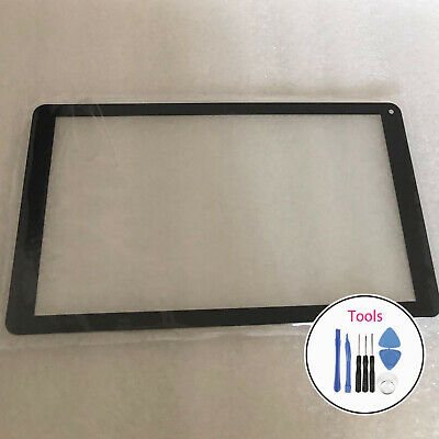 UK-For EGL MW1528 10.1'' Tablet Touch Screen Digitizer New Replacement • 9.50£