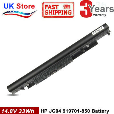JC03 JC04 Battery For HP Spare 919700-850 919701-850 15-BS000 15-BW000 15-bs0xx • 15.99£