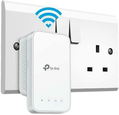 TP-Link RE300 AC1200 Mesh Wi-Fi Range Extender Booster Repeater 1200Mbps • 24.99£