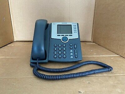 Cisco SPA525G2 - 5-Line IP Phone With Stand And Handset (Cisco SPA-525G2) • 44.99£