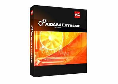 AIDA64 Extreme Edition Cd Key 2020 Version,3min Delivery • 1.70£
