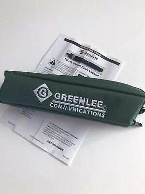 Visual Fibre Optic Fault Locator Kit - GREENLEE COMMUNICATIONS • 79.99£