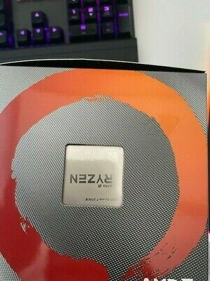 AMD Ryzen 7 2700X YD270XBGAFBOX 3.7 GHz 8-Core AM4 Processor USED • 130£