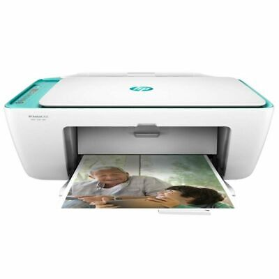 HP DeskJet 2632 All-in-One Inkjet Printer - 2 Months Instant Ink Free Trial • 76.99£