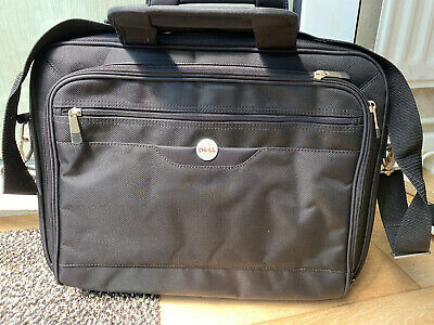 Genuine Original DELL 15.6  Notebook Laptop Case Bag With Strap. • 7.40£