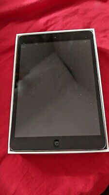 Apple Ipad Mini Black 2012 Edition With Box And Charger see Description  • 21.70£