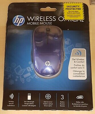 Wireless Optical Mouse - HP • 5£