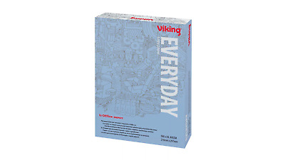 Viking Everyday Copy Papers A4 80gsm White 5 Reams 1 Box • 19.99£