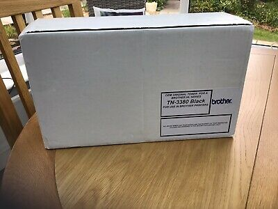 Genuine Brother TN-3380 Black Toner Re-Boxed • 35£