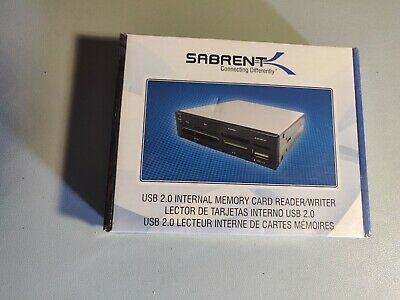 Sabrent Internal PC Memory Card Reader • 10£