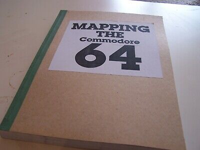 Mapping The Commodore 64 - Reprint • 26.54£