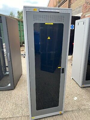 BT IT Server Cabinets, Grey Metal, 2 Available • 100£