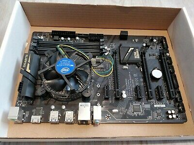 Gigabyte Z270P-D3 Motherboard - Good Condition! • 45£