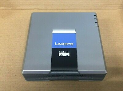 Linksys SPA2102-R2 Phone Adaptor With Router - NEW- • 17£