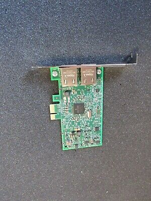 0fcgn Dell Broadcom 5720 Dual Port Network Interface Card • 30£