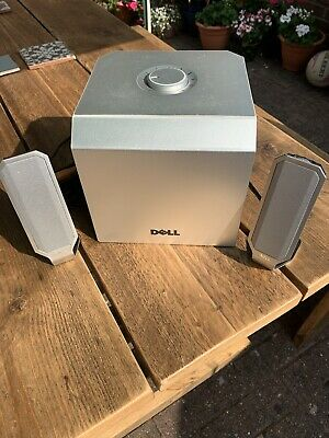 Dell A525 Zylux Computer Speakers • 5.50£