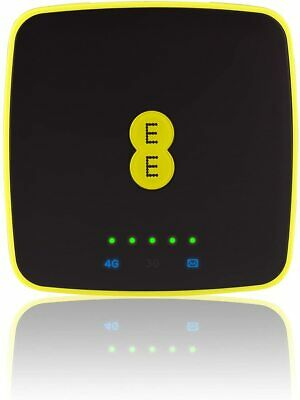Alcatel EE40VB Mobile Broadband Wi-Fi Router Unlocked Nano SIM • 10.50£