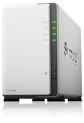 Synology DS220j 2-Bay NAS (Network-Attached Storage) Enclosure 2 Bays DS220j • 171.99£