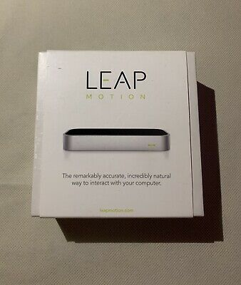 "Leap Motion Controller, ""Browse The Web, Play Games, Make Music"" • 60£"