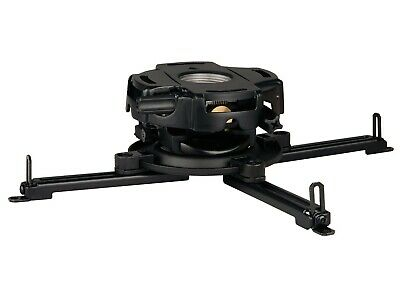 Peerless PRG-UNV Precision Projector Mount Black Up To 50 Lb (22 Kg) • 50£