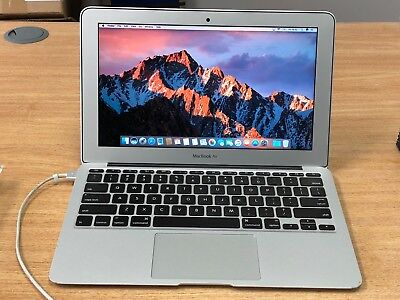 Apple MacBook Air A1466 13.3   1.6Ghz 8GB Ram 128SSD (March,2015) Sale Price  • 439.99£