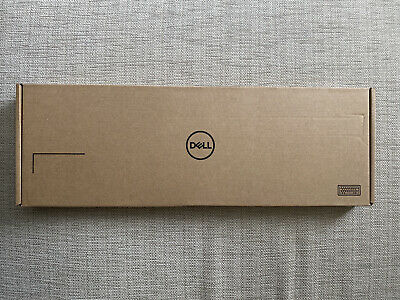 Dell Media Computer Keyboard KB216 (580-ADGV) Wired + Black + New In Box • 8.50£
