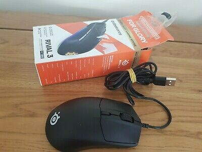 SteelSeries Rival 3 Gaming Mouse, UNTESTED • 5£