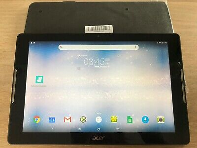Acer Iconia One 10 B3-A30 - 10.1 , 16GB, Wi-Fi Bundle - Black - With Case • 26£