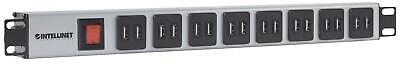 Intellinet Power Strip For Rack 16 Outlets USB Type A • 66.31£