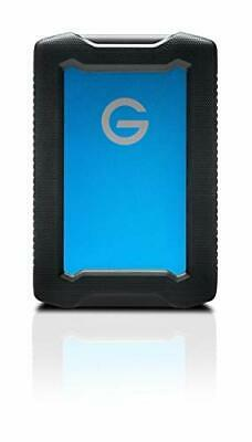 G-Technology 5 TB ArmorATD,Rugged, Shock-Proof And Water-Resistant External Hard • 209.99£