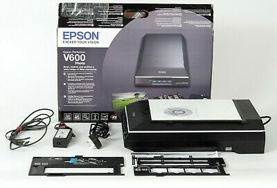 Epson Perfection V600 Photo Scanner • 127£