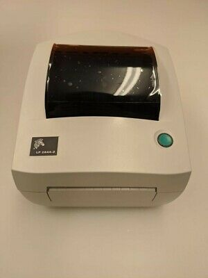 Zebra LP 2844 Label Thermal Printer 6  X 4   - Brand New ROYAL MAIL RECOMMENDED • 56£
