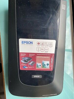 Epson Perfection V500 Flatbed Photo Scanner • 49£