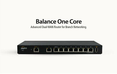 Peplink Balance One Core Load-balancing Failover Router …C72F • 289.99£