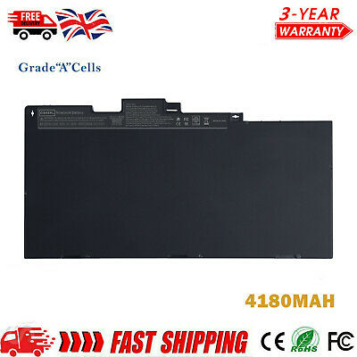 4180mAh New CS03XL 800231-141 TA03XL Battery For HP EliteBook 745 755 840 G3 • 26.99£