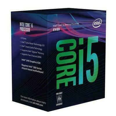 Intel Core I5-8600k CPU Overclocked To 4.57Ghz, Perfect Condition, Works A Dream • 145£