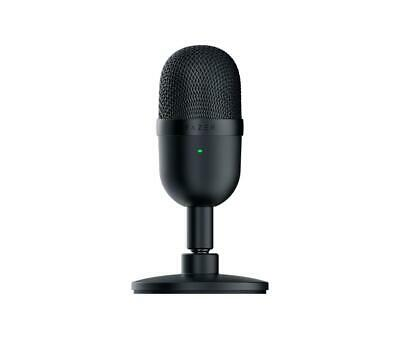 Razer Seiren Mini Black Ultra-compact Streaming Microphone Supercardioid USB • 49.99£