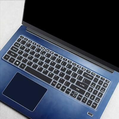 15.6  Keyboard Cover For Acer Chromebook 15 Ultra Washable Dust New Thin F9C9 • 3.04£
