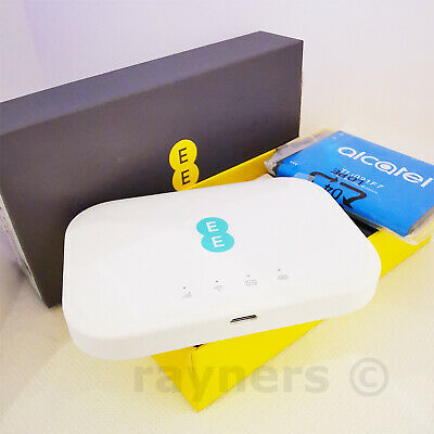 New UNLOCKED Alcatel EE 4Gee Mini EE71 300Mbps WiFi Mobile Broadband Use Any Sim • 44.99£