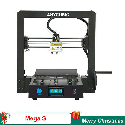 Used  ANYCUBIC 3D Printer Mega S (No PLA) • 129£