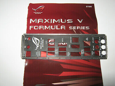 ASUS Maximus V Formula Z77 Backplate Blutooth And Wifi Adapter MPCIE Combo Card • 12£