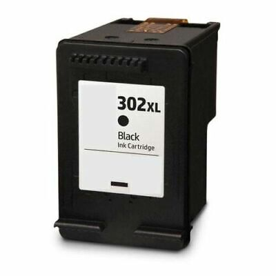 Refilled Ink Cartridge For HP 302 XL Black 302XL • 16.89£