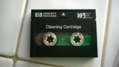 HP DDS Dat Drive Cleaning Tape • 7.99£