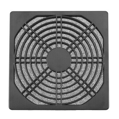 Dustproof 120mm Case Fan Dust Filter Guard Grill Protector Cover PC Compute • 5.77£