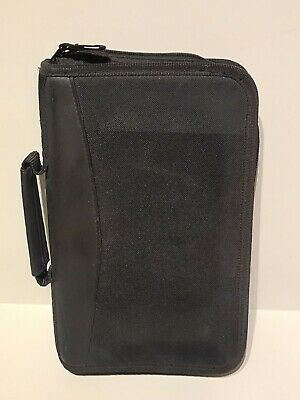 Wallet Cd/dvd Carry Case For 92 Discs • 2.99£